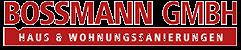 Bossmann GmbH Starnberg | Sanierung und Renovierung aus einer Hand Logo